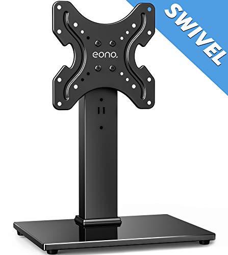 Eono by Amazon Universal Soporte Sobremesa para TV Pedestal para TV 19-39 pulgadas