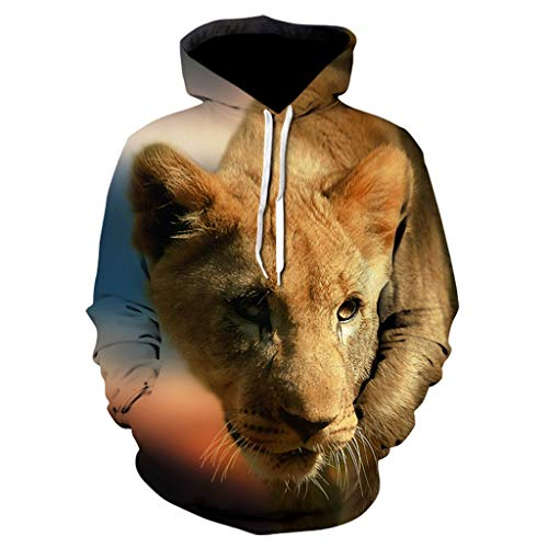 Auied Herren Herbst Frühling Mode Retro Lange Ärmel Hoodies Comfortable Fit Sweatershirt - Kind Patriot Boy Kostüm