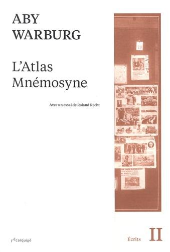 L'Atlas Mnémosyne par Aby Warburg