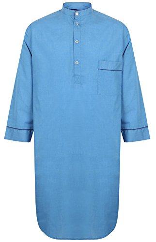 Camicia da Notte Denim Blu Uomo