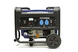 Hyundai HG3200R Groupe électrogène de chantier 2500/3000 W