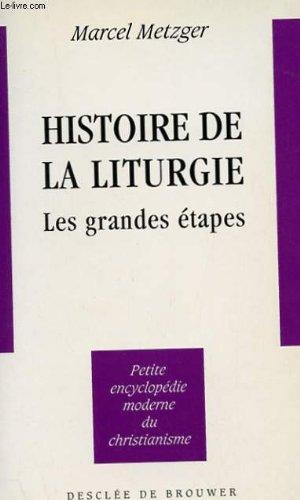Histoire de la liturgie