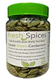 #7: Fresh Spices Green Cardamom/Elaichi (200gm), Homestead Produce from Cardamom Hills, Kerala, Picking Season Aug-Sept 18, New Arrival, Aroma Intense.