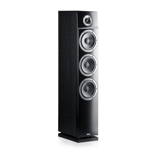 Teufel Stand-Lautsprecher Hifi Speaker T 500 MK 2 - MDF schwarz 220 Watt