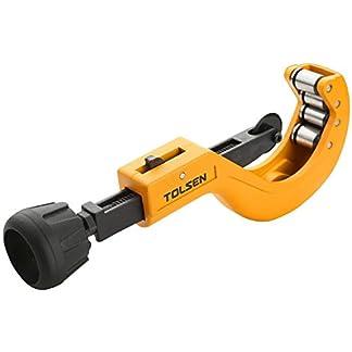 Cablematic – Cortador de tubos metálicos de 64mm de herramientas Tolsen