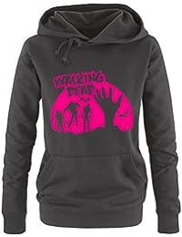 WALKING DEAD - Damen Frauen Hoodie Gr. S - XL Versch. Farben