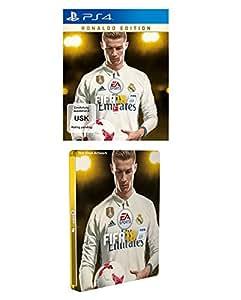 FIFA 18 - Ronaldo Edition - Steelbook Edition (exkl. bei Amazon.de) - [PlayStation 4]