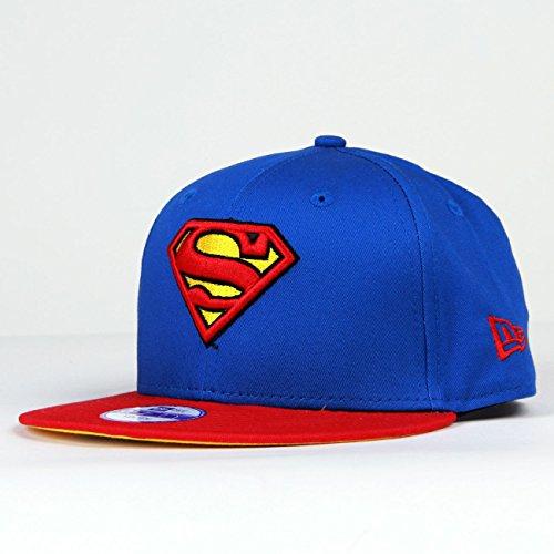 New Era Kinder Cap DC KIDS CHARACTER SUPMAN - OTC, Größe:ONESIZE - Jungen New Hüte Era
