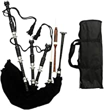 Bagpipe Starter Pack with Tutor Book and Accessories