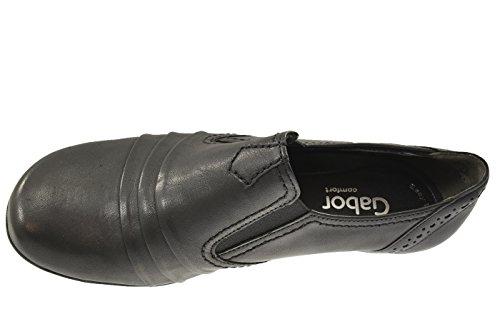 Low Heel Shoe Emerge Black