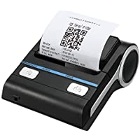 80mm Thermal Printer Bluetooth receipt ios Android POS USB Receipt Bill ticket Printer Machine MHT-P8001 business home