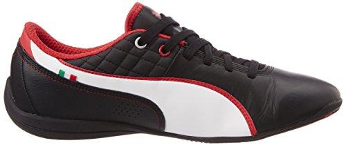 Puma  Drift Cat 6 SF NM, Sneakers basses mixte adulte Noir (Black/White)