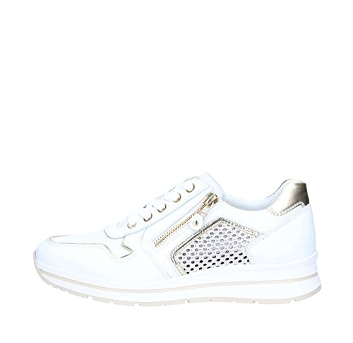Nero Giardini P805241D Sneakers Donna Skipper Bianco