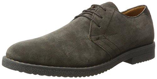 Geox Damen U Brandled B Sneaker Braun (Mud)