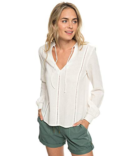 Womens Times Square (Roxy Times Square Shades - Long Sleeve Top for Women - Frauen)