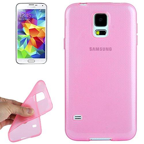 Samsung Schutzhülle Galaxy S5transparent Tint Farbe-Rosa Samsung Tint