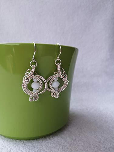 Damen Ohrringe Modeschmuck Accessoires Fashion Earrings | Handmade
