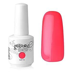 Elite99 Vernis A Ongle Gel Polish UV Nail Art Semi Permanent Manucure 15ml 1557