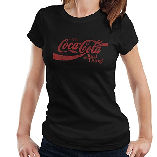 Coca Cola The Real Thing Women's T-Shirt