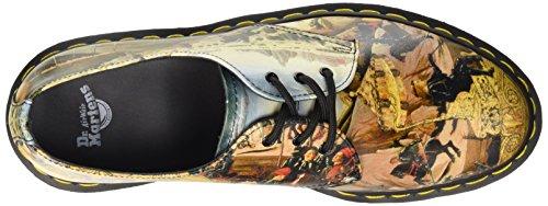Dr. Martens 1461 Renaissance A D'antonio P, Chaussures Homme Multicolore