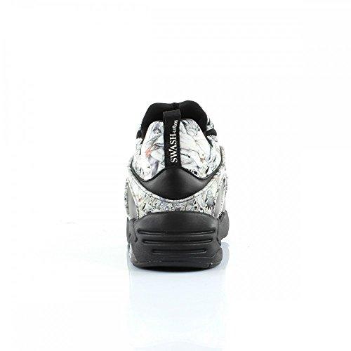 Puma Blaze Of Glory X Swash Unisex Sneakers Schwarz