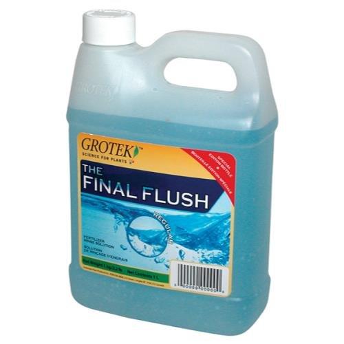 GrotekTM Final Flush Reg 1 Liter - 1l Flush