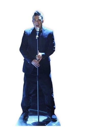 steller Robbie Williams, lebensgroß ()