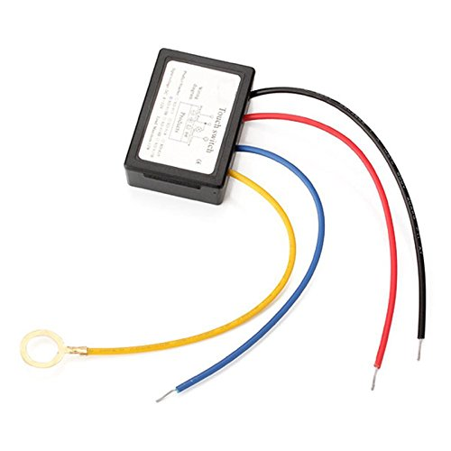 Hrph XD-613B 6-12V LED Berührungsdimmer Schalter 4-Modus Hohe Leistung