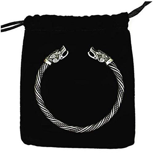 Gaddrt Armband Armreif Herren aus massivem Edelstahl für die Ewigkeit ohne Verfärbung -