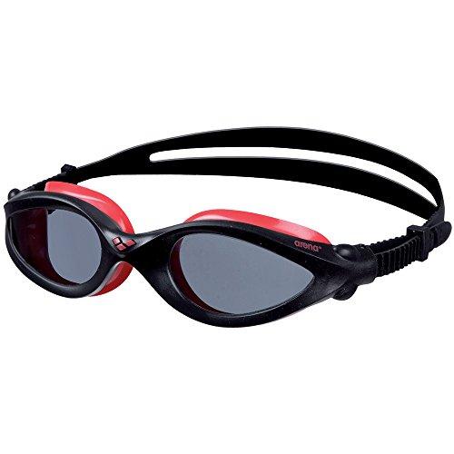 arena-92407-lunettes-de-natation-polarisees-imax-pro-noir-rouge-fume-taille-unique