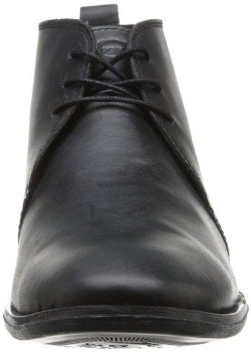 Cumino Di Londra Di Base, Stivali Da Uomo Neri (nero Ceroso)
