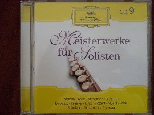 Meisterwerke für Solisten - Deutsche Grammophon