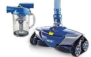 Zodiac - mx8 - Robot hydraulique de nettoyage de piscine Baracuda