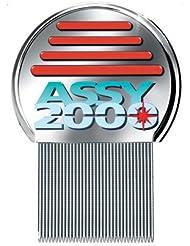 ASSY 2000 ASSY 2000 - Peigne à Poux et lentes - Métal