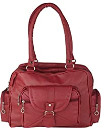 mango star women's designer pu leather stylish handbag