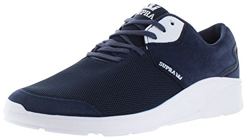 Supra Noiz, Baskets Basses Mixte Adulte Bleu