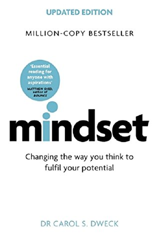 mindset: changing the way you think to fulfil your potential Mindset: Changing The Way You think To Fulfil Your Potential 41r55iXAlQL