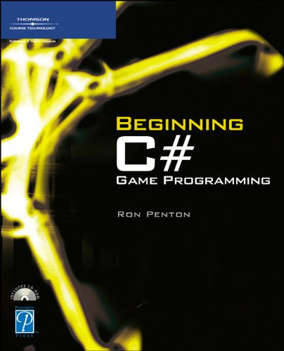 Beginning C# Game Programming (Game Development)