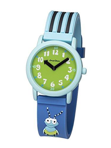 er Analog Quarz Uhr mit Plastik Armband MIK001 ()