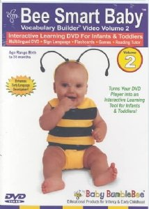 Bee Smart Baby: Vocabulary Builder 2 [Import USA Zone 1]