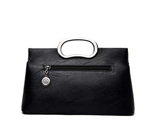 LAIDAYE Moda Signora Spalla Portatile Messenger Bag 4