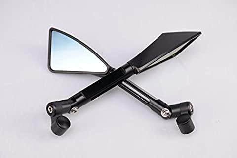 Motorcycle CNC Mirrors for KAWASAKI Ninja650,ER6N,ER6F,W800
