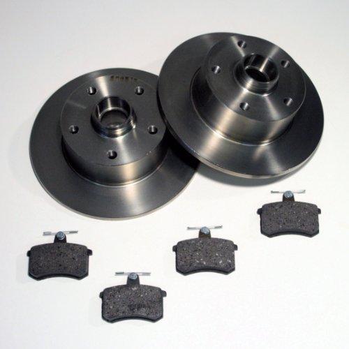 Preisvergleich Produktbild Bremsscheiben Bremsen + Beläge hinten