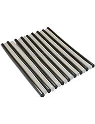 2Grand Extensions Glue Stick pour extensions de//neuf/rebonden//sans fil cheveux einsetzen
