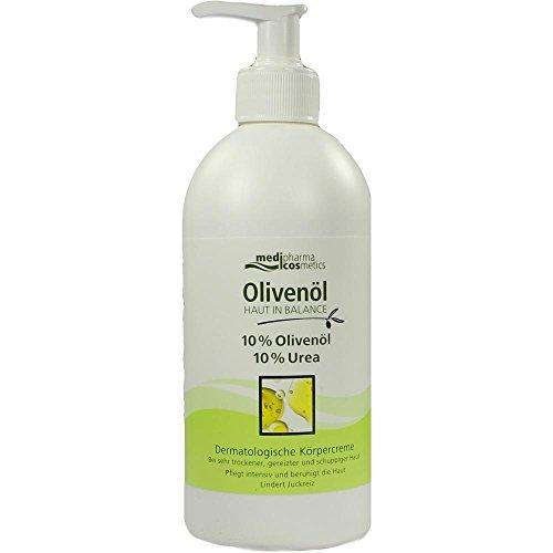 Olivenöl Haut in Balance Körpercreme, 500 ml