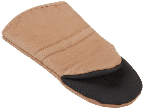 ritz-royale-collection-puppet-oven-mitt-with-neoprene-13-inch-mocha