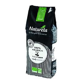 NATURELA – Premium Organic Coffee Beans 100% Arabica (1kg)
