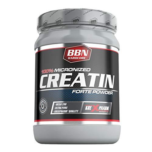 Hardcore Creatin Powder (3 x Best Body Nutrition Hardcore Creatin Forte, 450g Dose (3er Pack))