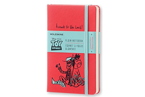 Moleskine Notizbuch Sonderausgabe Toy Story, Pocket, A6, Blanko, Hard Cover, - Hardcover Toy Story