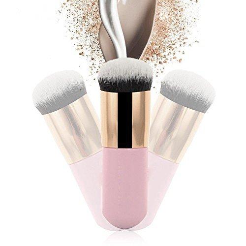 Lover Bar Tampon Professionnel Maquillage Base Fond de teint brush-cosmetics Outils Pinceau contour surligneur pour up-flat Tête visage Poudre bronzante liquide agréable BB Crème Fard à joues pinceau kabuki